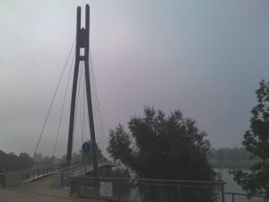 Molen Brücke Dresden Pieschen
