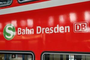 Wird eigentlich gar nicht mehr genutzt: Die S-Bahn in Dresden.